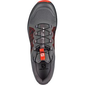 Salomon XA Elevate Shoes Herre magnet/black/cherry tomato